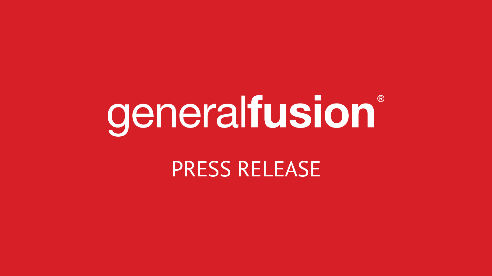 General Fusion appoints Christofer Mowry CEO, names new Chairman